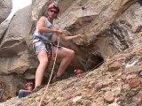 Explo Canyon Provence : Grotte du 14 juillet