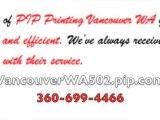 Pip Printing Vancouver WA Zero Complaints