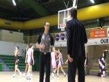 LFB 2010 2011 : J11 TMB – Bourges Basket