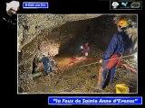 Spélé-H2O : Projet Foux de Sainte Anne d'Evenos
