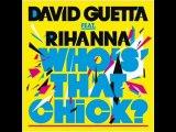 David Guetta Rihanna Whos That Chick Remix (Bester Mix Club)