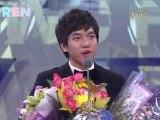10.12.25 KBS Entertainment Awards - Lee Seung Gi