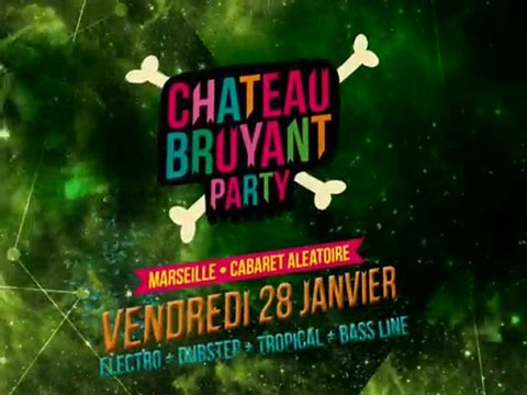 TEASER - CHATEAU BRUYANT PARTY - MARSEILLE