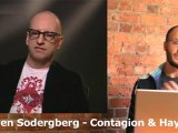 Contagion & Haywire - directed by Steven Soderbergh - ...