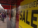 Boost for retailers as shoppers flock to sales
