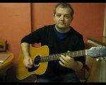 Buddy Holly Crying Waiting Hoping Solo Guitar Lesson Part 2