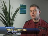 Smoke Alarms : Where shouldn't you fit your smoke alarms?