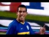 Carlos Tevez, Boca Juniors (Argentine) & Corinthians(Brésil)