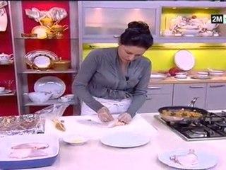 choumicha recette cuisses poulet désossé 2010 fruits secs recette