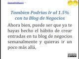 La Actualizacion de Tu Blog de Negocios