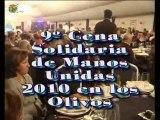 9º Cena De Manos Unidas en el Resturante los Olivos