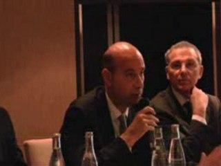 M. Pascal Rebillard. Allocution au colloque du FFA.