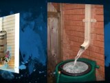 Collect and Re-use Rain with Rain Barrels