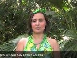 Green Earth Day invitation