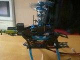 axe rotor tordue