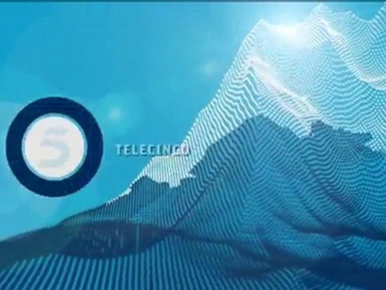 Cortinilla Telecinco / Montaña
