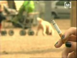 A punt d'entrar en vigor la llei antitabac
