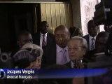 Dumas et Vergès: 2 célèbres avocats pour défendre Gbagbo