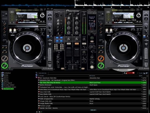 DJ 2000 CDJ GRATUIT VIRTUAL TÉLÉCHARGER PIONEER SKIN