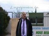 VOEUX 2011 DU PRESIDENT JEAN BARALLINI DE L'UAV FOOTBALL.