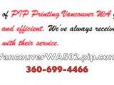 Pip Printing Vancouver WA No Complaints