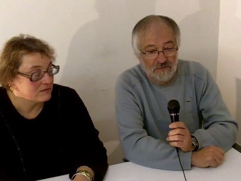 Les candidats Front de Gauche  Pont Saint Esprit cantonales