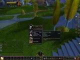 World of warcraft - Blood Elf Priest pwn !