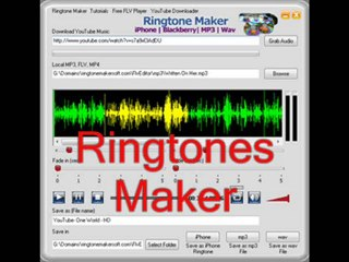 Amazing Ringtones Maker www RingtonesMaker tk