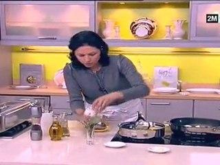 la cuisine de choumicha 2014 - recette de cuisine poisson à la sauce supreme