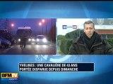 Une cavalière a disparu dans les Yvelines