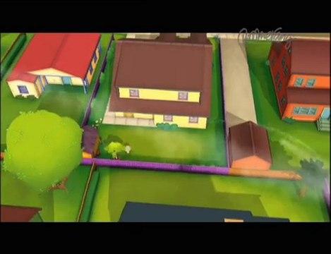 Garfield & Cie - Extrait 1 Episode 1