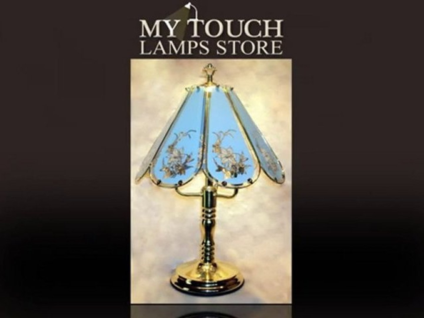 My Touch Lamps Store - Antique Brass, Brass, Chrome & ...