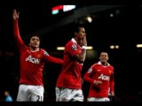 Manchester United 2-1 Stoke: Hernandez flick, Nani strike