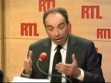 Jean-François Copé, secrétaire général de l'UMP : Trava