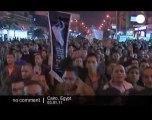 Manifestation de Coptes au Caire - no comment