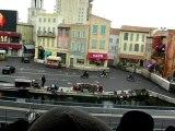Disneyland Paris - Disney Studio - stunts, cascades (video2)
