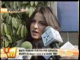 Maite Perroni en ETV