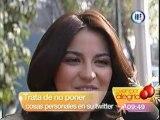 Maite habla de los medios, twitter, Anahi y RBD (VLA)