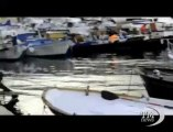 Napoli, barche a fuoco sul lungomare: c'è l'ombra del racket. Forse fiamme scoppiate per difetto di un'imbarcazione
