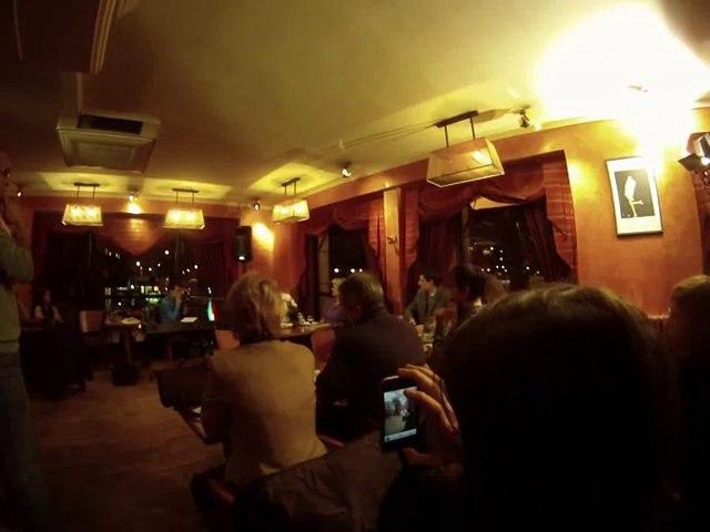 Décryptage des effets de l'alcool, janvier 2011