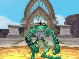 EverQuest Races : What are the 'froglok' like in the world of Everquest?