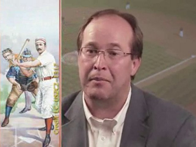 Origins Of Baseball : Who invented baseball?