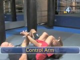 How To Do Bas Rutten's Armbar From A Mount
