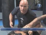 How To Do Bas Rutten's Escape From An Opponent's Guard