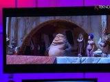 CES 2011 : Dark Vador officialise Star Wars en Blu-Ray