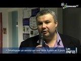 ENSI Caen: Un défi high-tech en 3 jours!