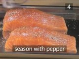 How To Make Slow Roasted Salmon With Sweet Mustard Sauce