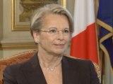 Michèle Alliot-Marie s'engage pour les chrétiens d'Orient