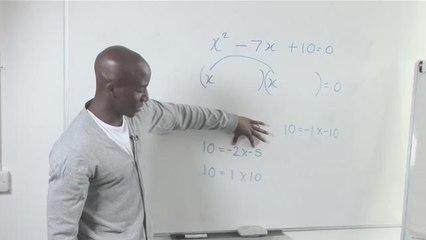 How To Master Factoring Quadratic Equations