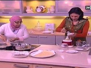 choumicha 2014 - Tajine pas cher tajine de viande au courgettes et briouates 2014